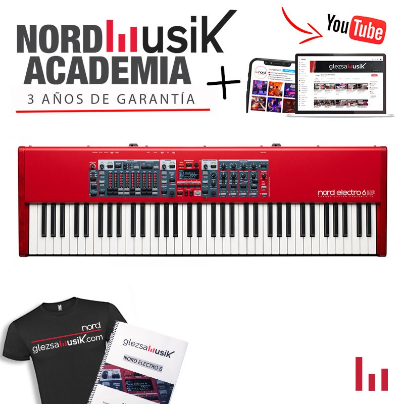 NORD ELECTRO 6HP B-Stock