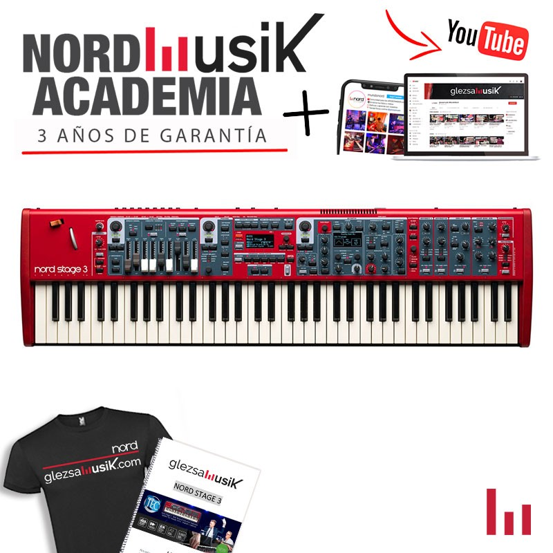 NORD STAGE 3 COMPACT OFERTA