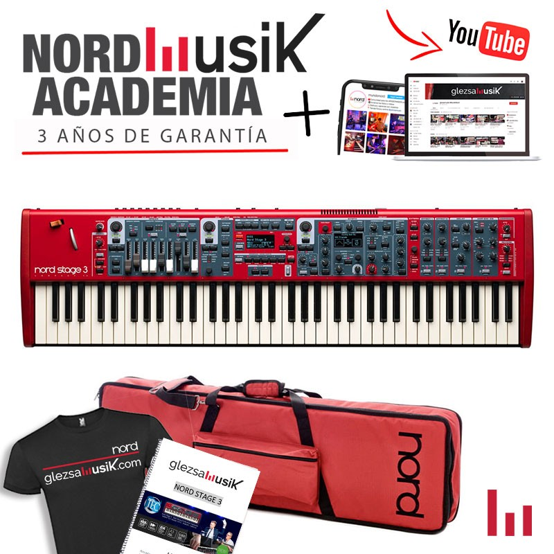 NORD STAGE 3 COMPACT +...